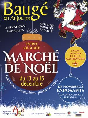 Marché de Noël de Baugé