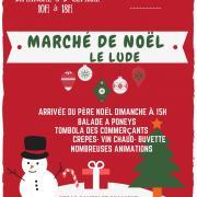 Marché de Noël - Le Lude (72)