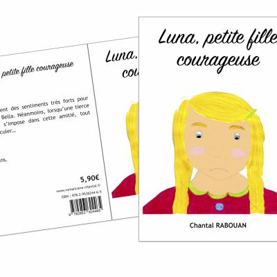 Luna, petite fille courageuse