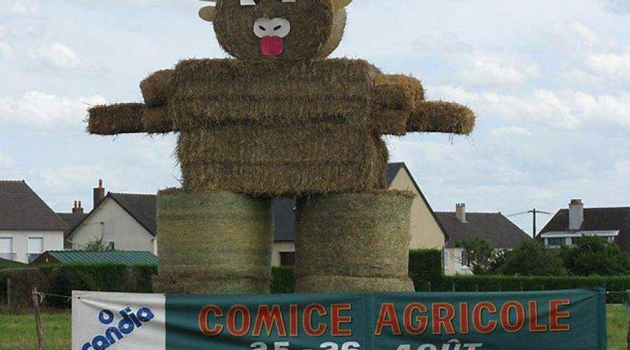 Les activites du comice agricole devoilees