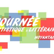 Logo journee artistique et litteraire noyantaise
